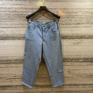 VINTAGE RIDERS by Lee unisex denim jeans Size UK 32 anti fit